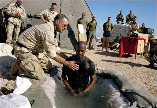 How can baptism be necessary when everyone doesn't have ...