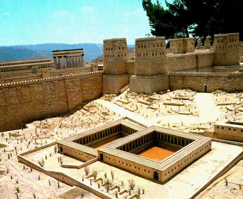 Model of the Pool of Bethesda